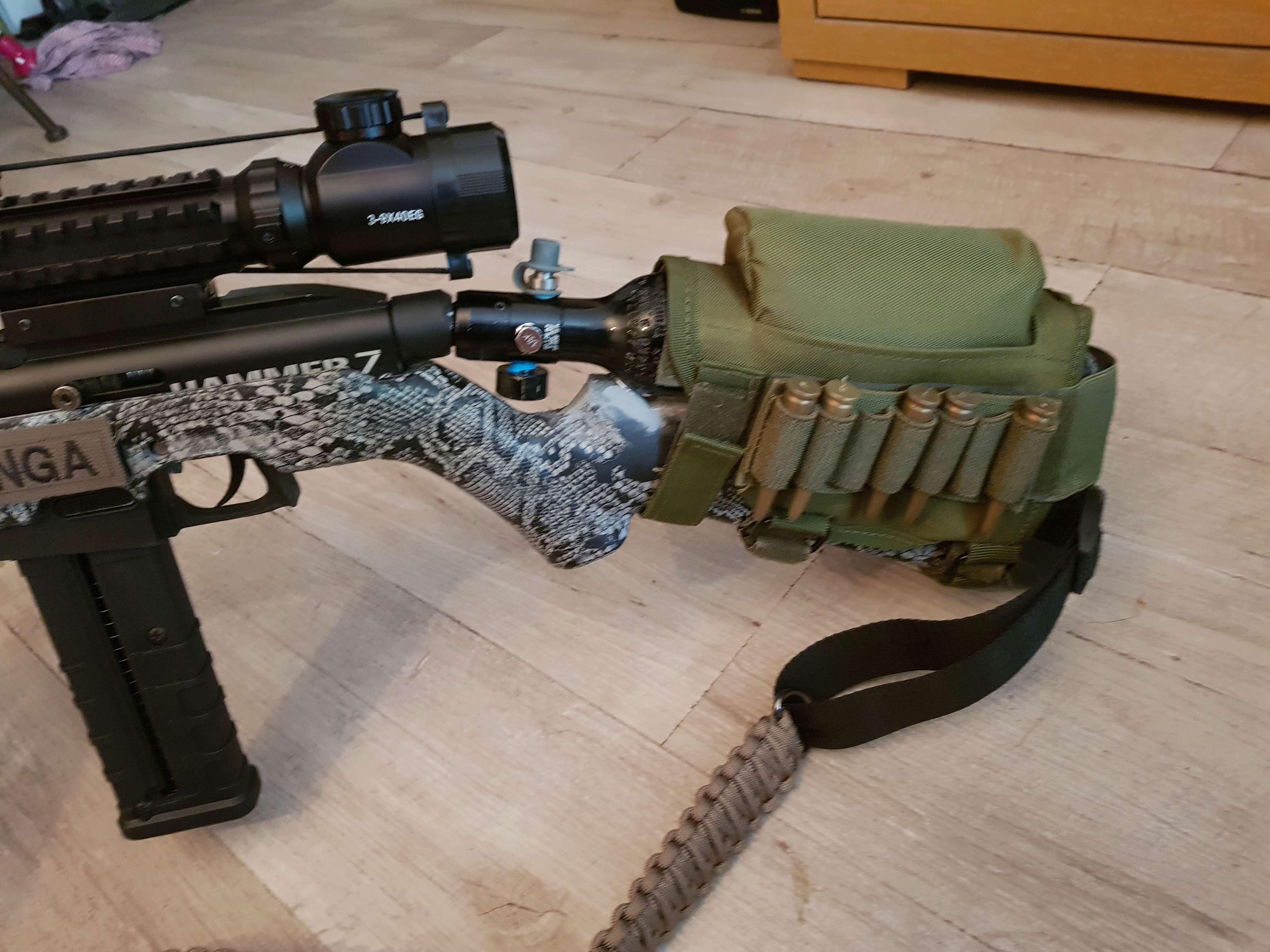 Mon sniper est terminé  20180525