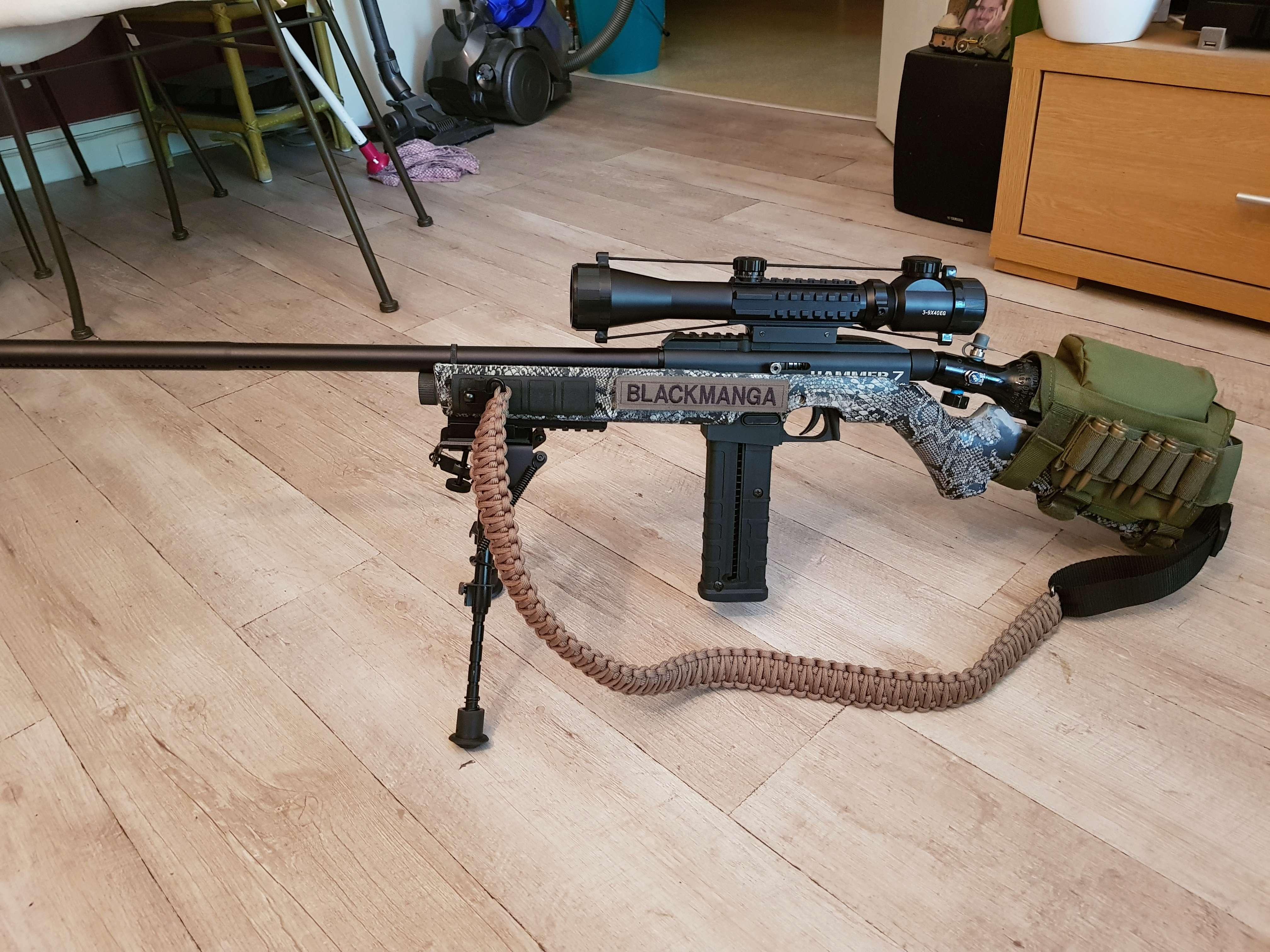 Mon sniper est terminé  20180527