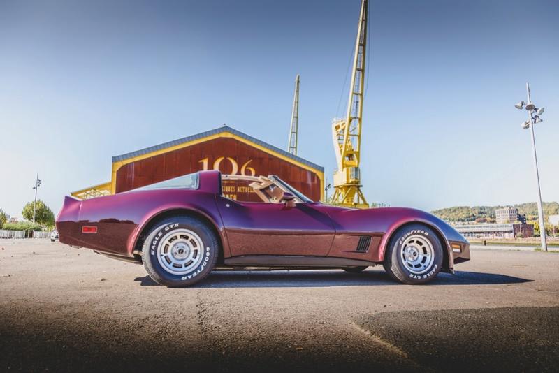 Sortie estivale d'automne C3 Burgundy + camel de 81  14102011