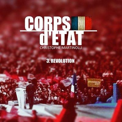 [Martinolli, Christophe] Corps d'Etat - Tome 3 : Révolution Martin10