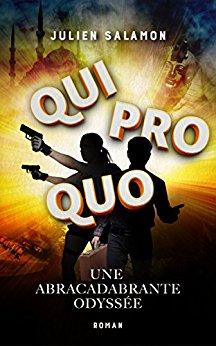 [Salamon, Julien] Quiproquo : une abracadabrante odysée Salamo10