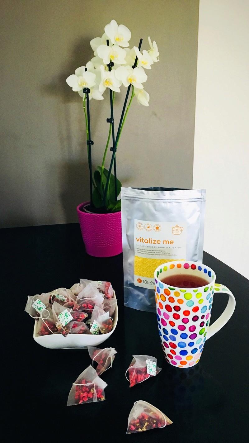 Nouveauté : cure de thé détoxication Kitchendiet + Concours - Page 2 81719d10