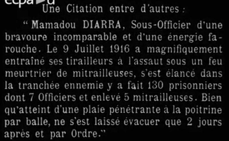 Tirailleurs Sénégalais guerre de 1914-1918 Sf10