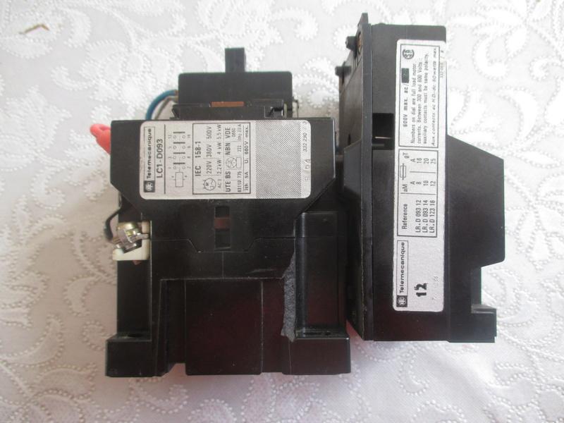 relais télémécanique souci de branchement Img_1917