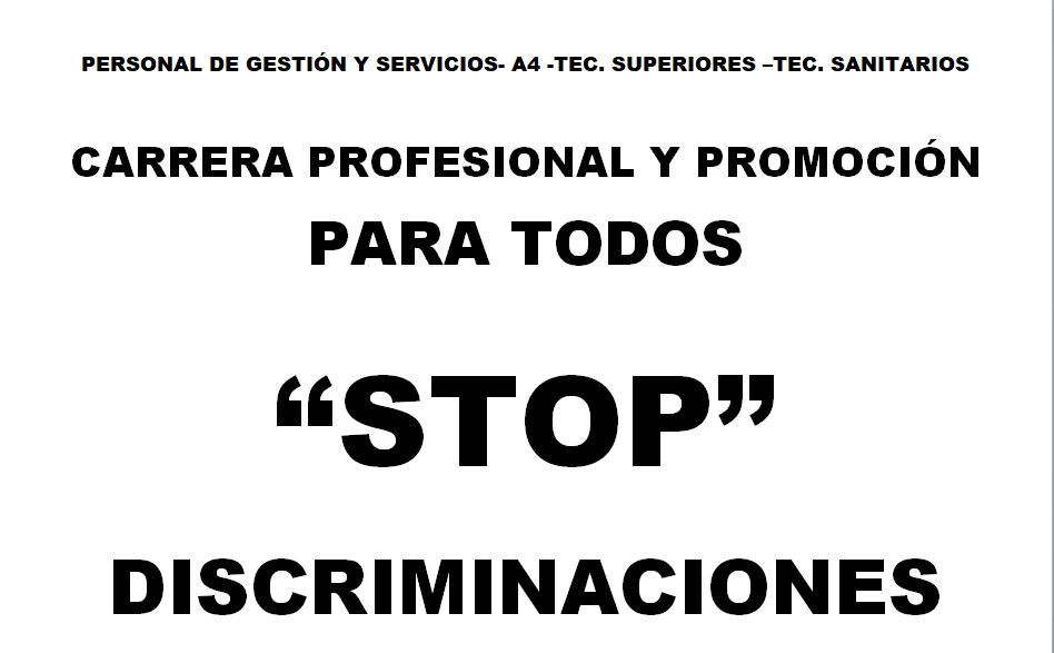 COMIENZAN LAS MOVILIZACIONES POR LA CARRERA PROFESIONAL PARA TODOS Cartel13