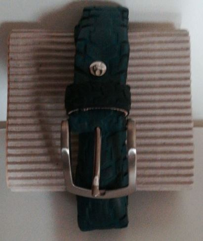 Cinture con copertoni di bicicletta Cintur20
