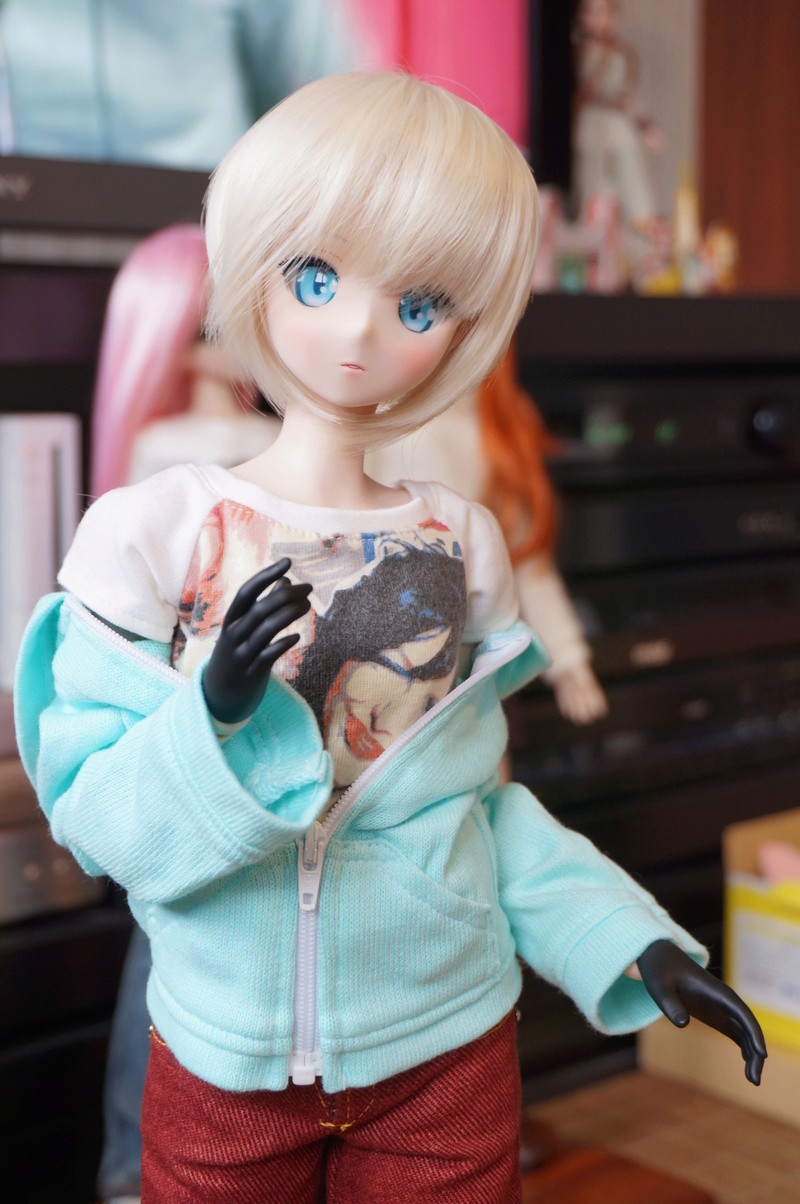 [Smart Doll] Frame Arms Girl - Gourai - Page 3 Dsc00913