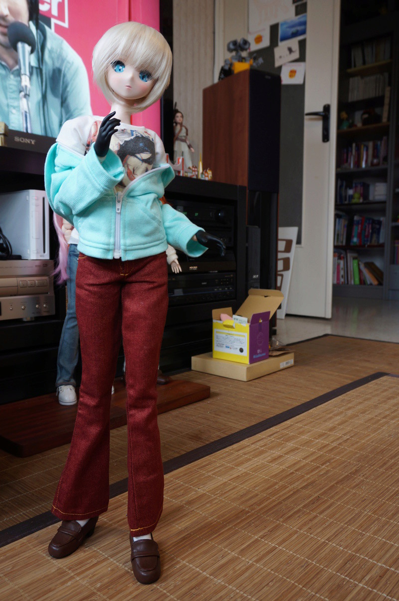 [Smart Doll] Frame Arms Girl - Gourai - Page 3 Dsc00914