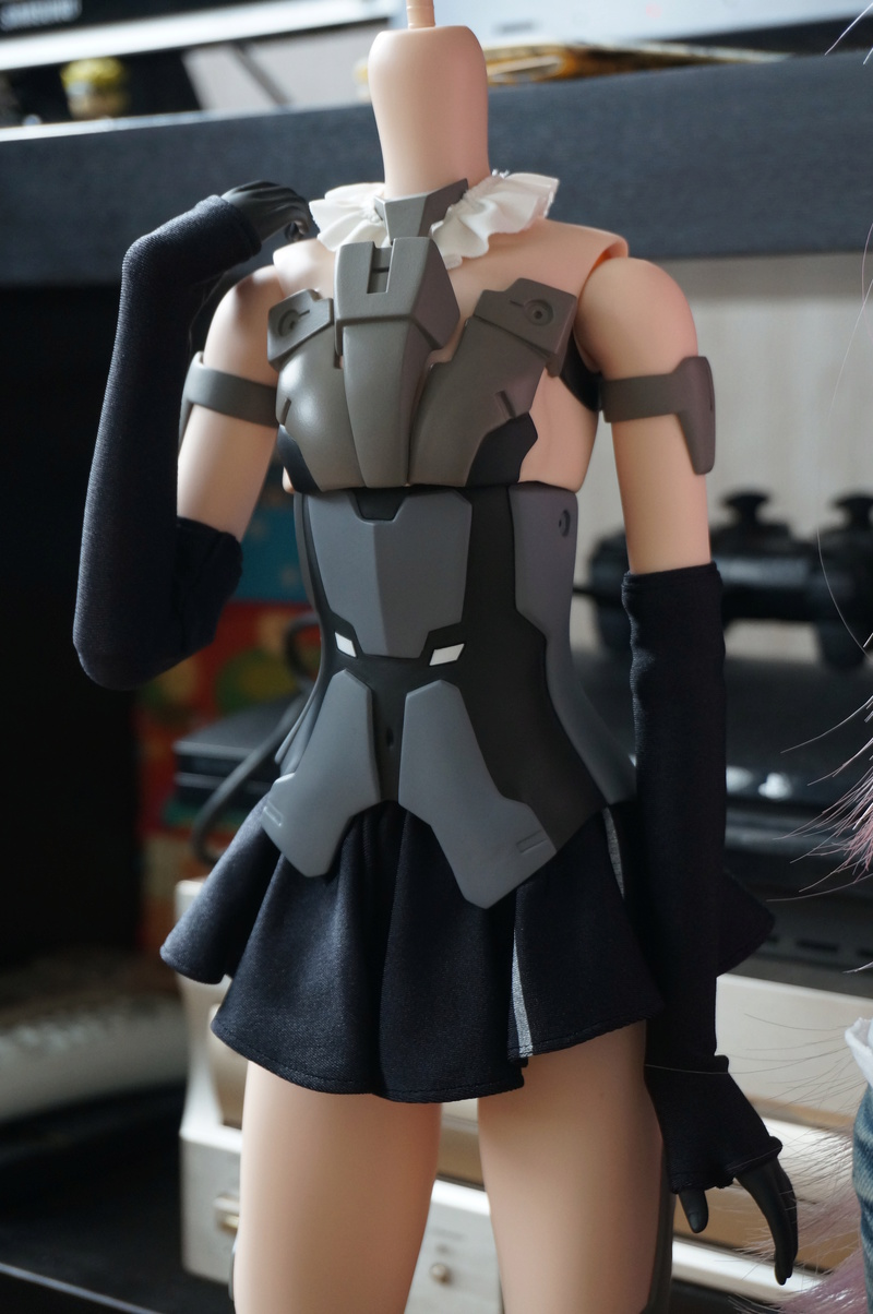 [Smart Doll] Frame Arms Girl - Gourai - Page 3 Dsc09627