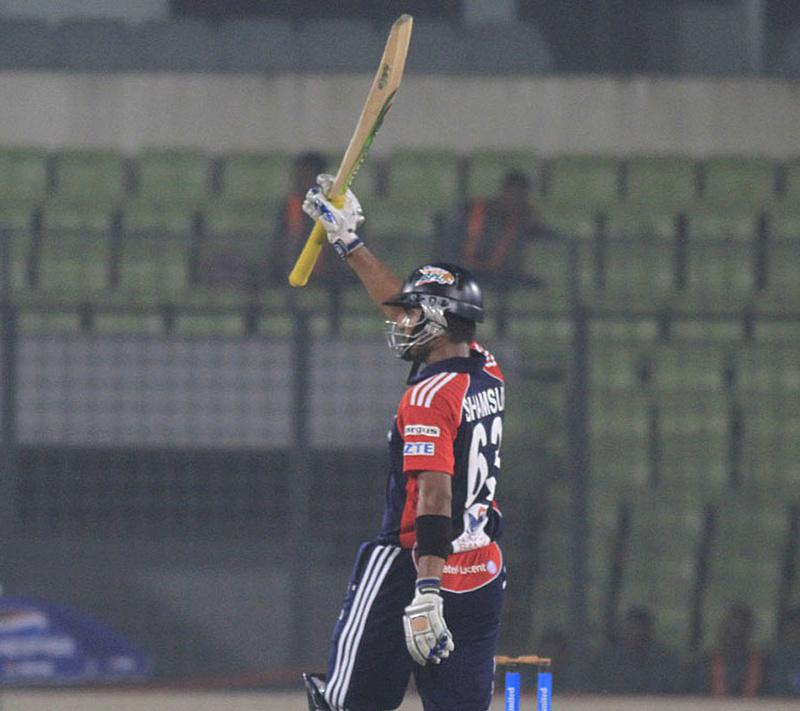 Rangpur Riders signs Shamsur Rahman for BPL-5 Shamsu10