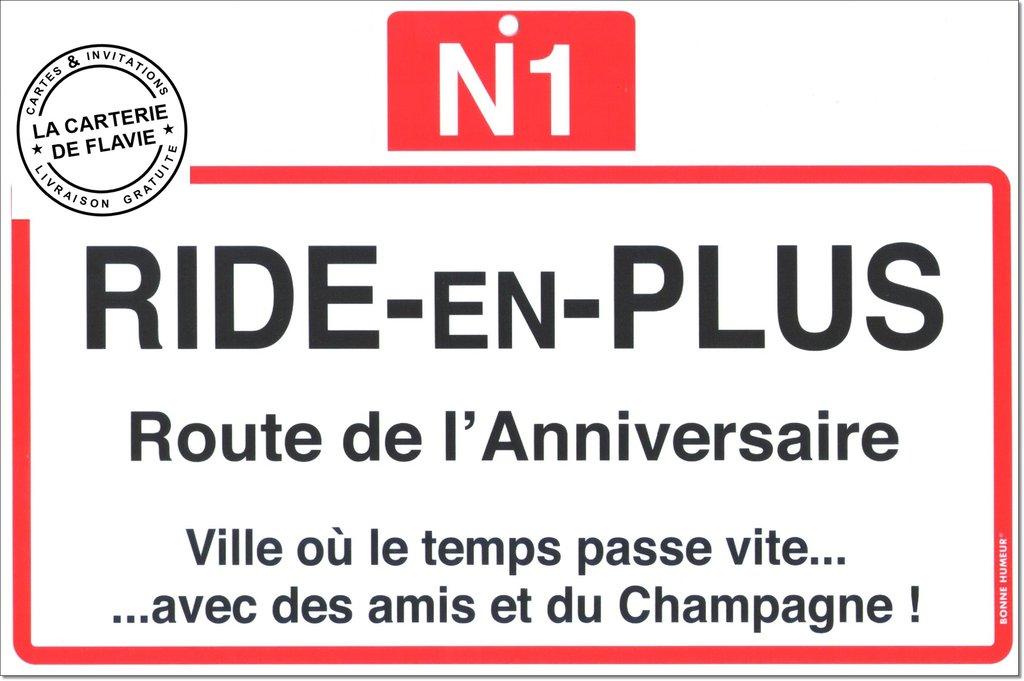 Joyeux anniversaire Stéphane Plaque10