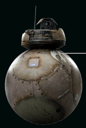 BB-8 and BB-9E Love Story... Possible?... Bb-410