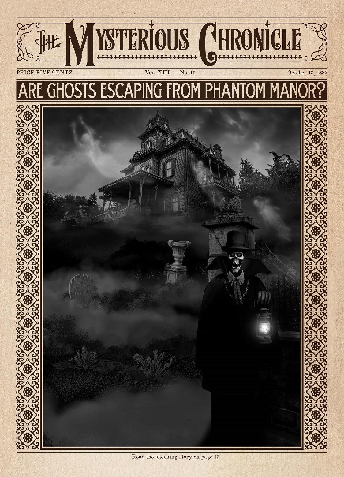 [PhotoPass] Arrivée du Magic Shot avec les personnages de Phantom Manor à Frontierland - Page 3 Pmspir10