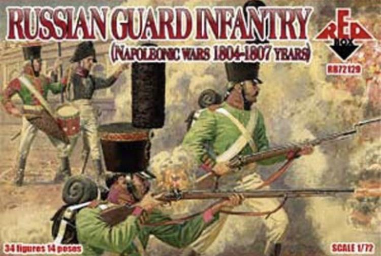 Grenadiers de la Garde Russe en 1804 1807 70bd5510