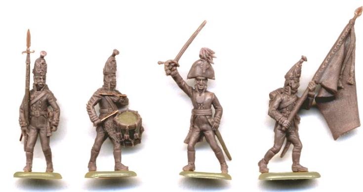 Grenadiers de la Garde Russe en 1804 1807 A0ce7710