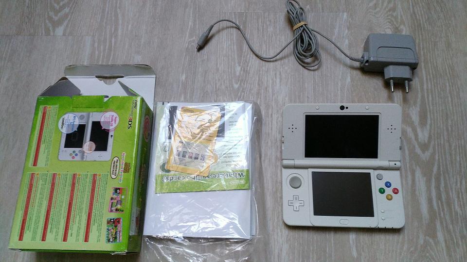 [VENDU] new 3DS sous luma 213