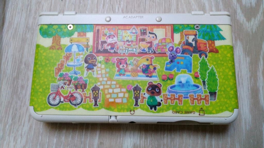 [VENDU] new 3DS sous luma Img_2047