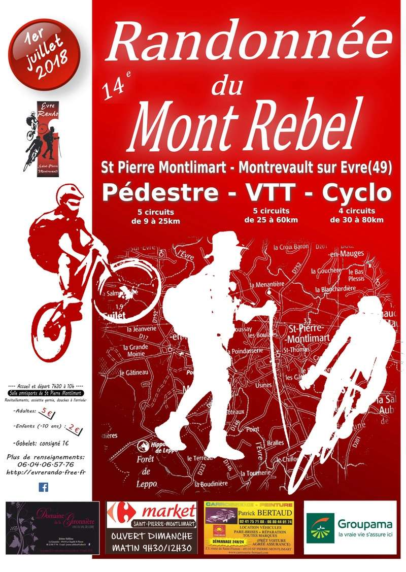 Mont Rebel 2018... Affich10