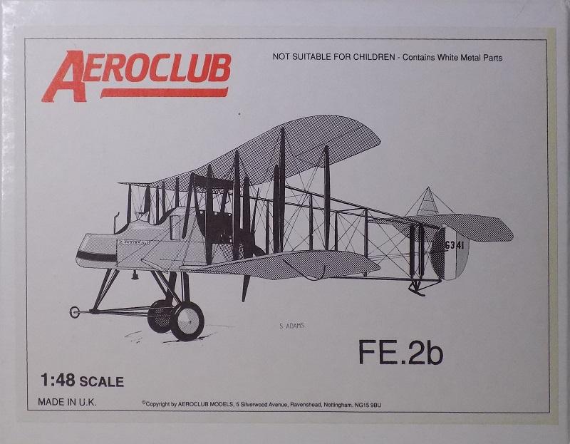 RAF FE2b - Aeroclub - 1/48ème Dscn2310