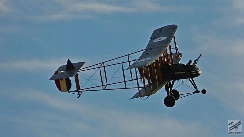 RAF FE2b - Aeroclub - 1/48ème Fe2b10