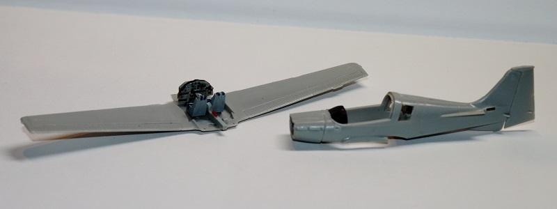 [Airfix] S.A. Bulldog- 1/72ème (année civile) Img_3610
