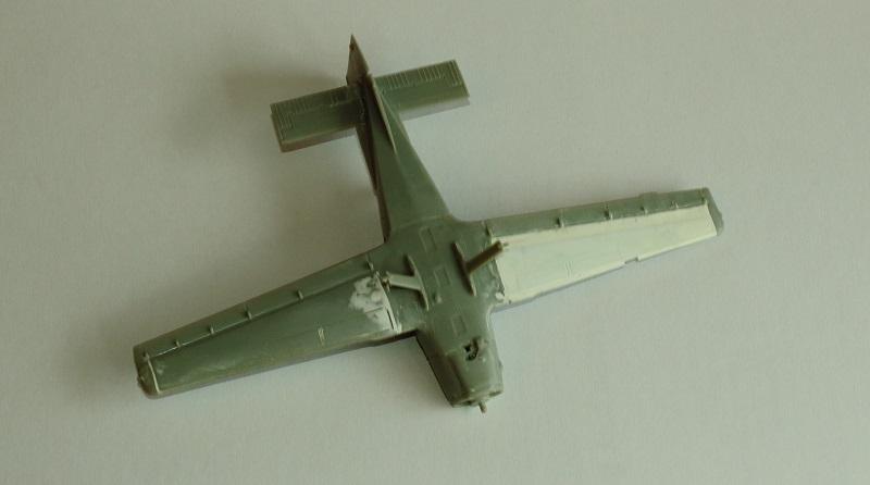 [Airfix] S.A. Bulldog- 1/72ème (année civile) Img_3615