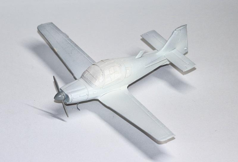 [Airfix] S.A. Bulldog- 1/72ème (année civile) Img_3617