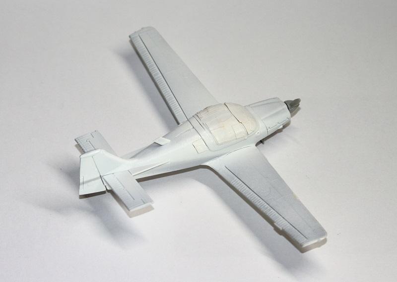 [Airfix] S.A. Bulldog- 1/72ème (année civile) Img_3619