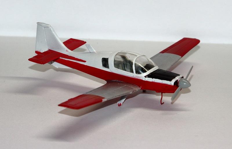 [Airfix] S.A. Bulldog- 1/72ème (année civile) Img_3621