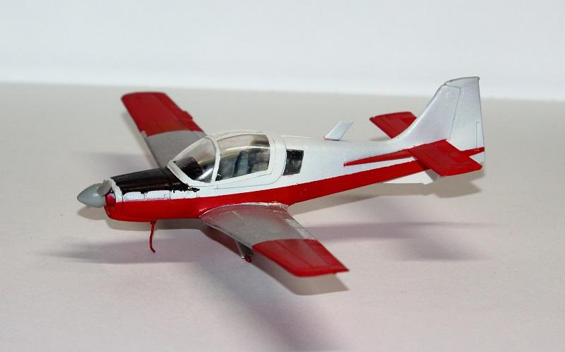 [Airfix] S.A. Bulldog- 1/72ème (année civile) Img_3622