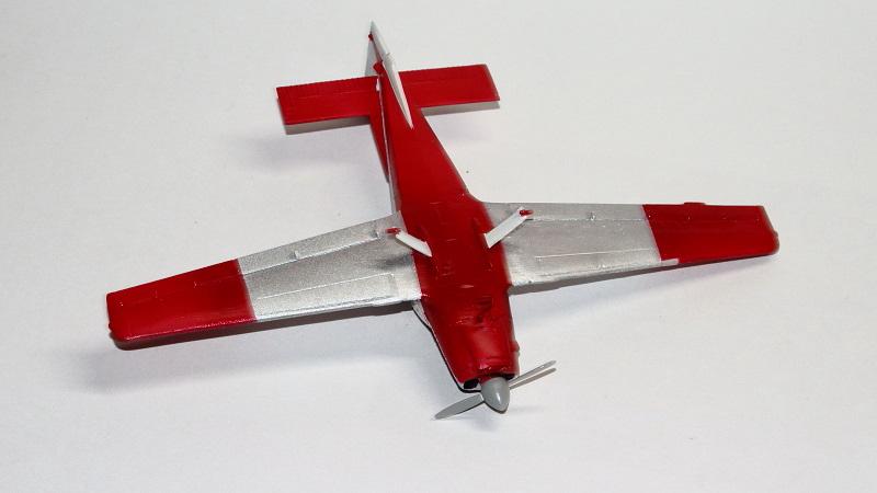 [Airfix] S.A. Bulldog- 1/72ème (année civile) Img_3623