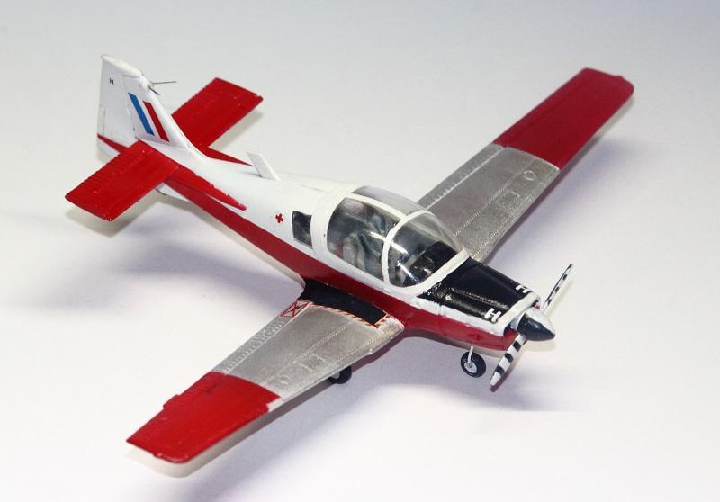 [Airfix] S.A. Bulldog- 1/72ème (année civile) Img_3626