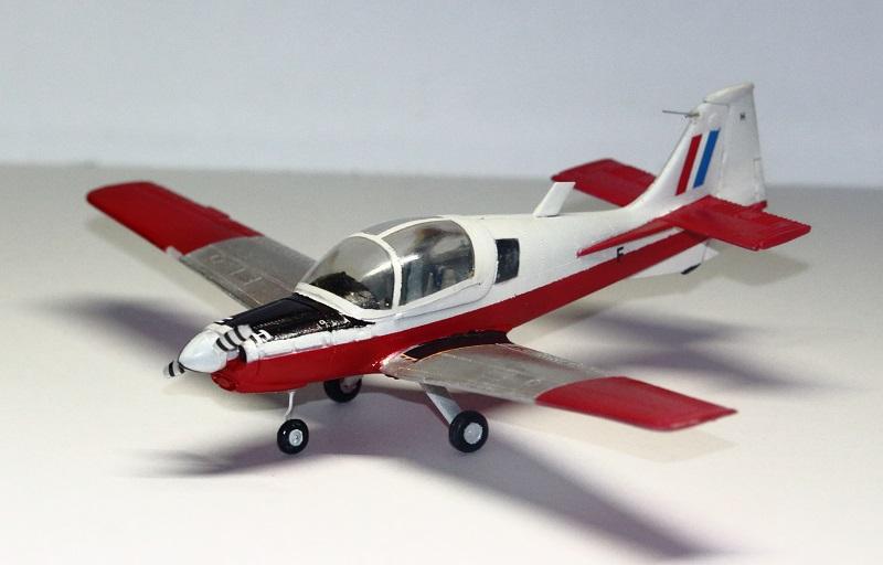 [Airfix] S.A. Bulldog- 1/72ème (année civile) Img_3627