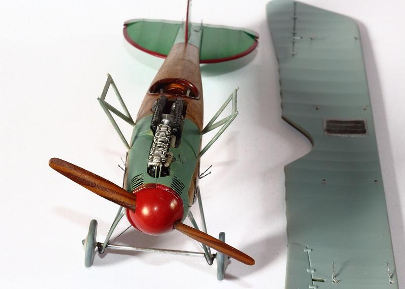 [cage à poules ] - Albatros D III - Eduard - 1/48ème. Terminé - Page 2 Img_3710