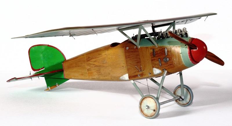 [cage à poules ] - Albatros D III - Eduard - 1/48ème. Terminé - Page 2 Img_3712