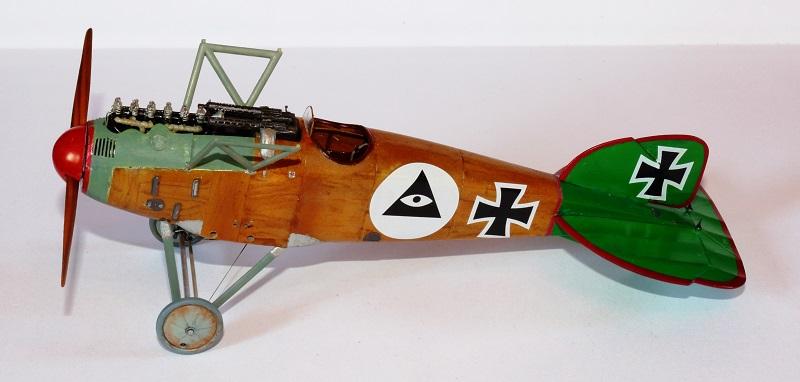 [cage à poules ] - Albatros D III - Eduard - 1/48ème. Terminé - Page 2 Img_3714