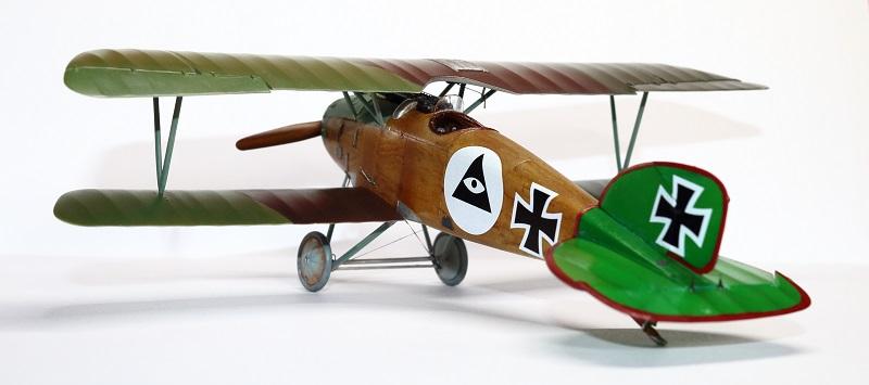 [cage à poules ] - Albatros D III - Eduard - 1/48ème. Terminé - Page 2 Img_3715