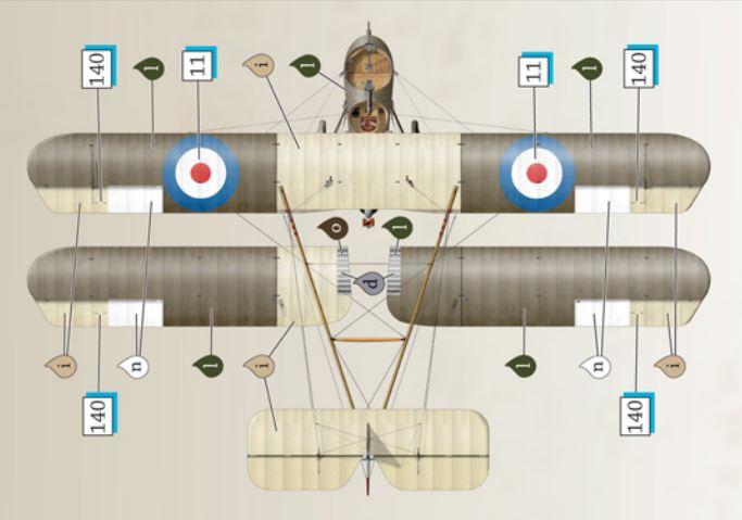RAF FE2b - Aeroclub - 1/48ème Zanzib10