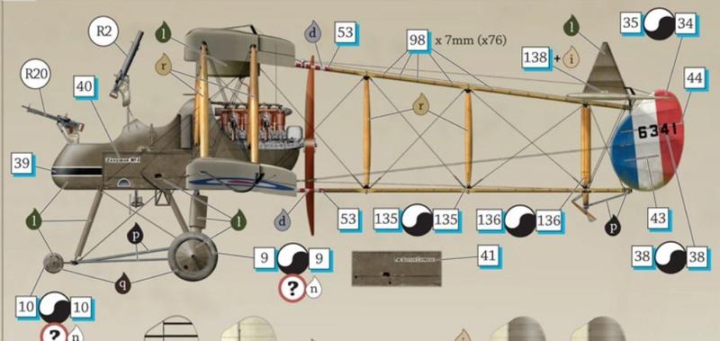 RAF FE2b - Aeroclub - 1/48ème Zanzib11