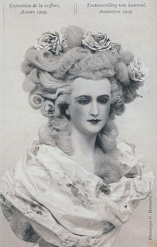 Inspiration Marie-Antoinette 1909 3eb3ad10