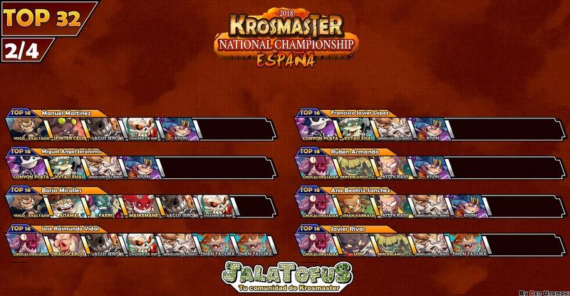 krosmaster - Les tops 16 des différents championnats nationaux Krosmaster 2017  28516810
