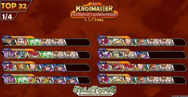 krosmaster - Les tops 16 des différents championnats nationaux Krosmaster 2017  28699210