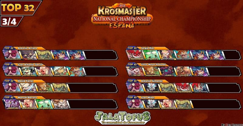 krosmaster - Les tops 16 des différents championnats nationaux Krosmaster 2017  28700710