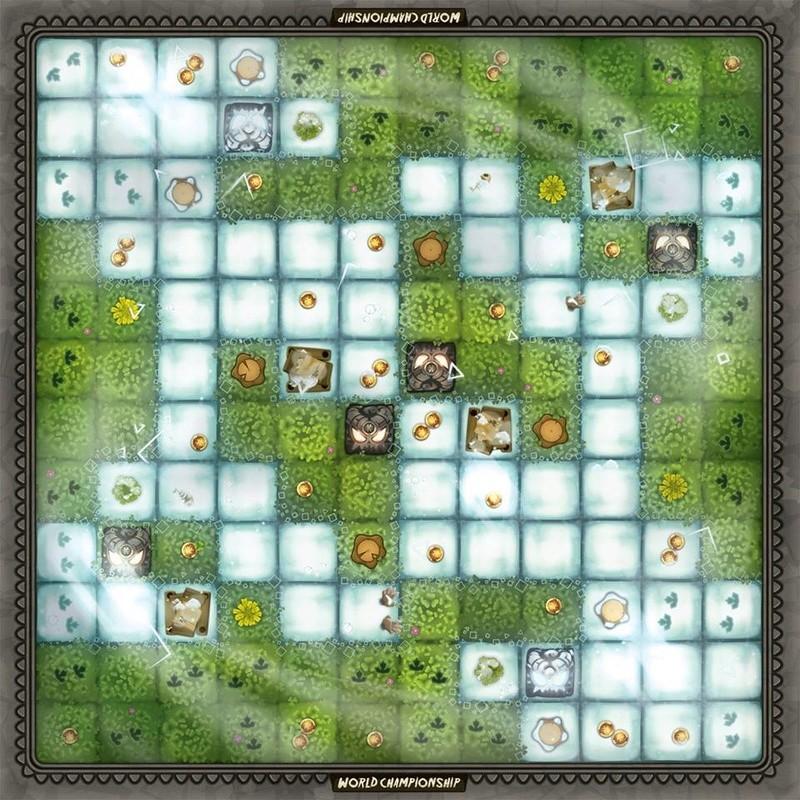 présentation - Présentation des Maps du jeux Map-cd10