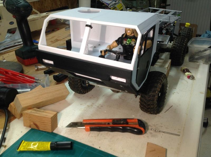 Camion Oshkosh HEMTT 1/10 6x6 3D : Spécial SVA 2018 - Page 3 Img_1217