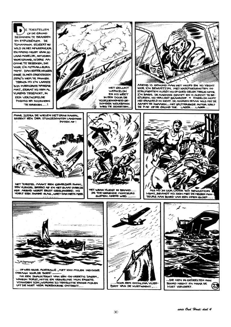Arend Stork et autres BD d'Henk Sprenger - Page 2 Oudhou32