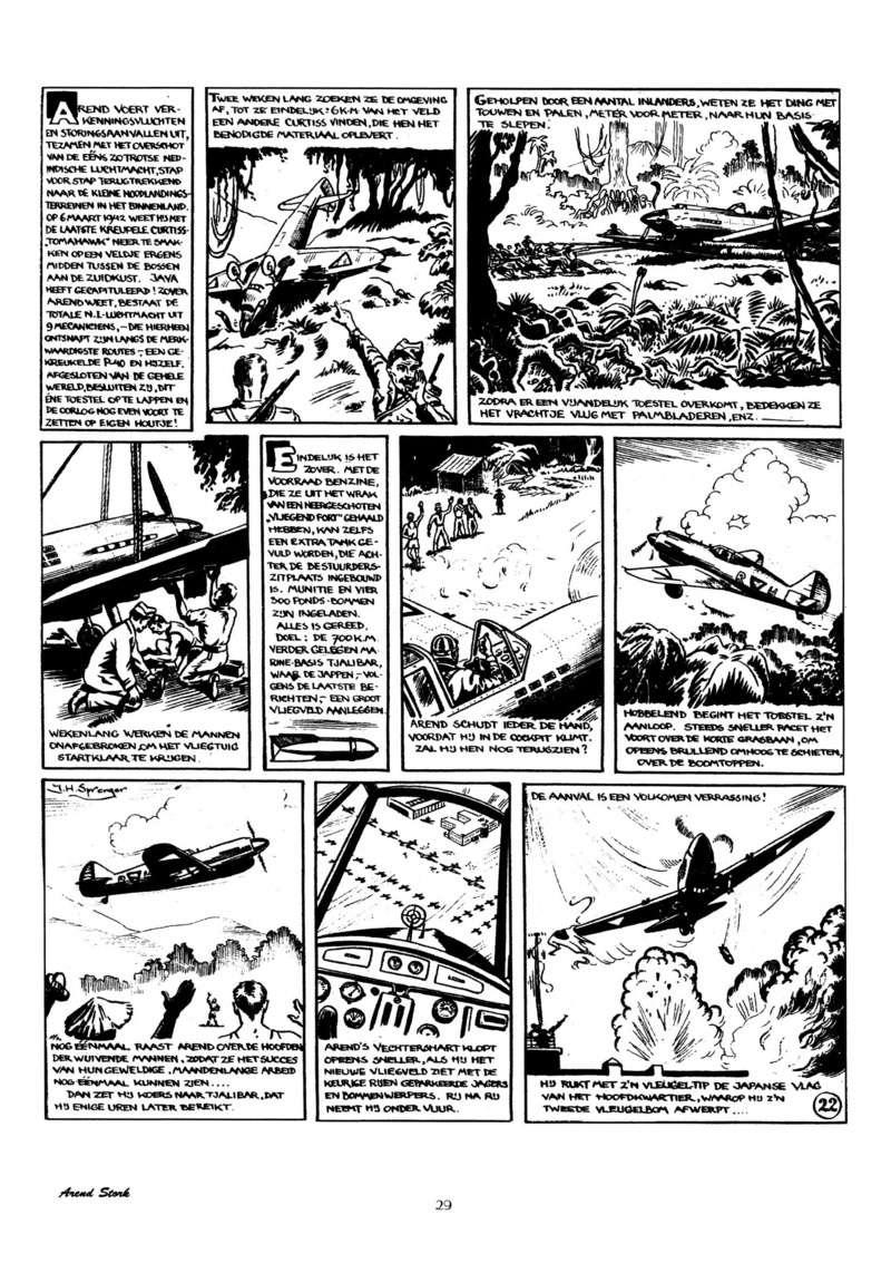 Arend Stork et autres BD d'Henk Sprenger - Page 2 Oudhou33