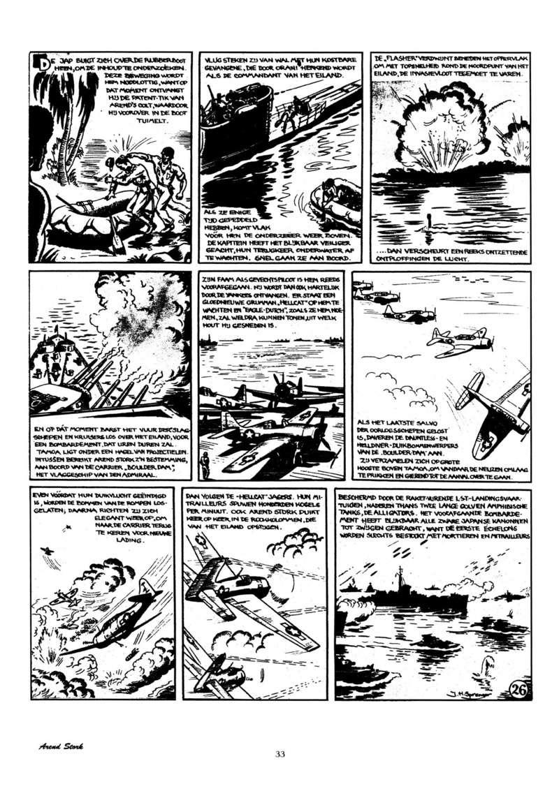 Arend Stork et autres BD d'Henk Sprenger - Page 2 Oudhou37