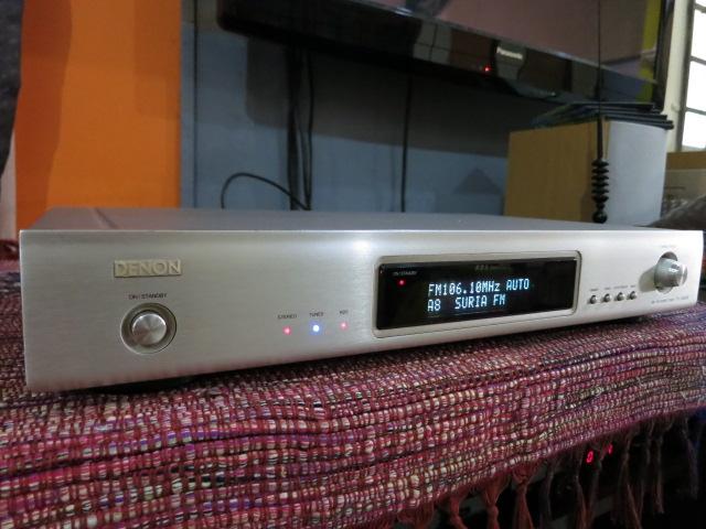 Denon TU-1500AE High-End AM/FM R.D.S. Tuner Img_0754