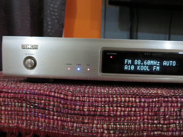 Denon TU-1500AE High-End AM/FM R.D.S. Tuner Img_0756